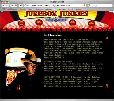 jukebox junkies